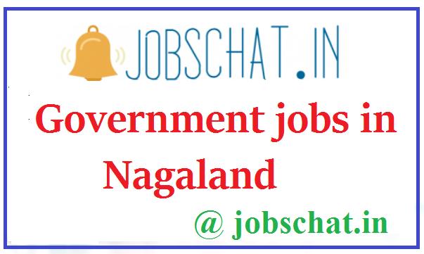 Govt Jobs in Nagaland