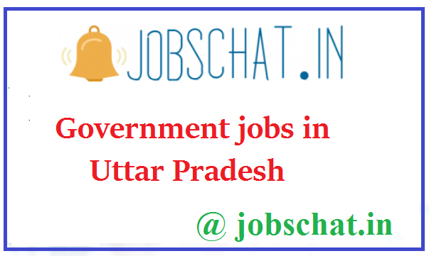 Government jobs in Uttar Pradesh