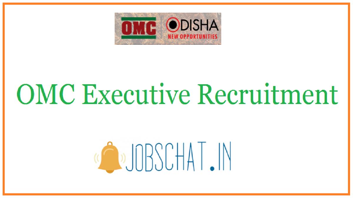 OMC Executive Recruitment