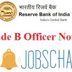 RBI Grade B Officer Notification 2018 | Apply For 166 Officer Grade 'B' Jobs @ rbi.org.in