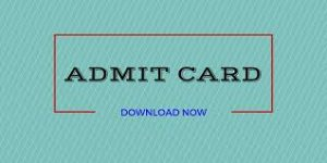 ISRO Admit Card 2017