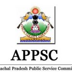 Arunachal Pradesh PSC Recruitment 2017 Notification | 134 Junior Specialist Doctor Vacancies | appsc.gov.in