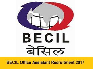 BECIL Recruitment Notification