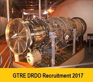 GTRE DRDO Recruitment Notification