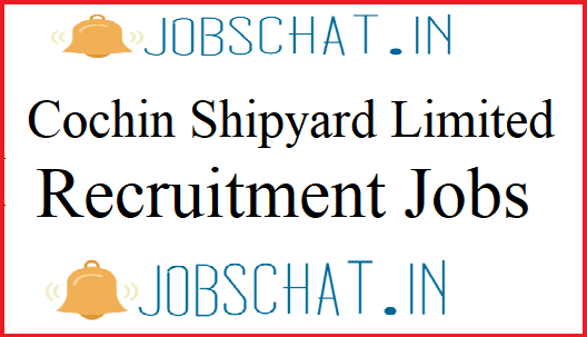 Cochin Shipyard Limited Apprentice Recruitment