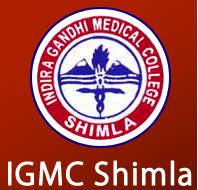 IGMC Shimla Recruitment Notification 2017