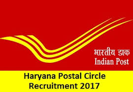 Haryana Postal Circle Recruitment Notification 2017