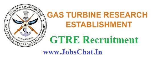 GTRE DRDO Recruitment