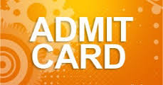GSSSB Veterinary Inspector Admit Card 2017