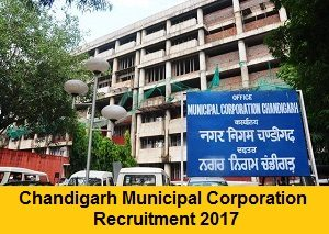 Chandigarh Municipal Corporation Recruitment Notification