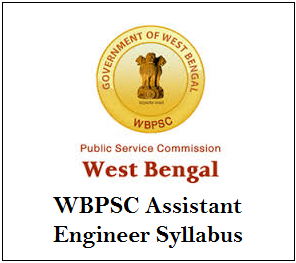 PSCWB Assistant Engineer Syllabus
