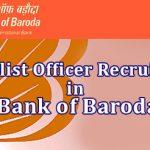 Bank Of Baroda SO Recruitment 2018   361 Vacancies   Apply BOB Specialist Officer Posts Online