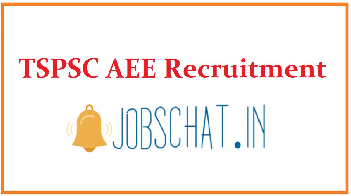 TSPSC AEE Recruitment