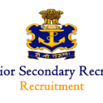 Indian Navy SSR Recruitment 2018 | Sailors For Senior Secondary Recruits Post For FEB – 2019 Batch