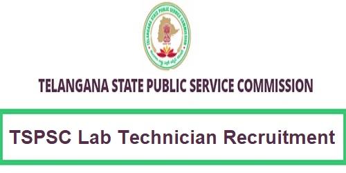 TSPSC Lab Technician Recruitment