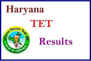 HTET Results