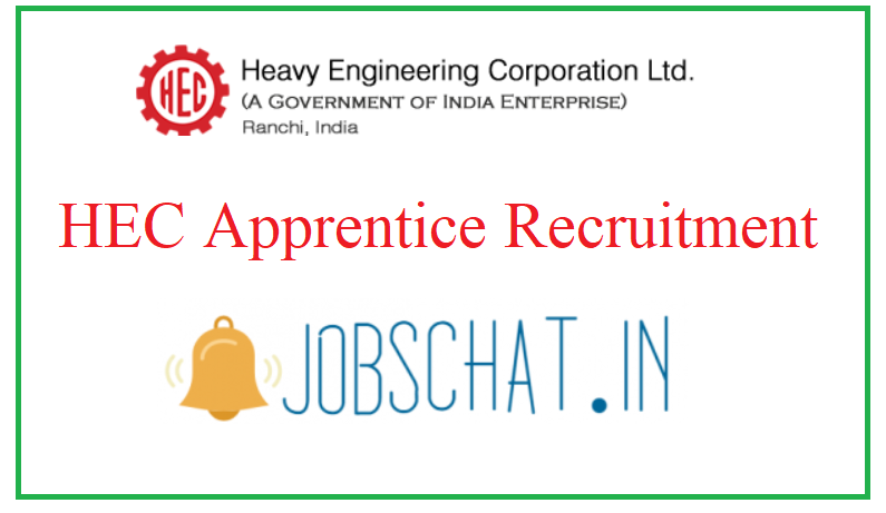 HEC Apprentice Recruitment
