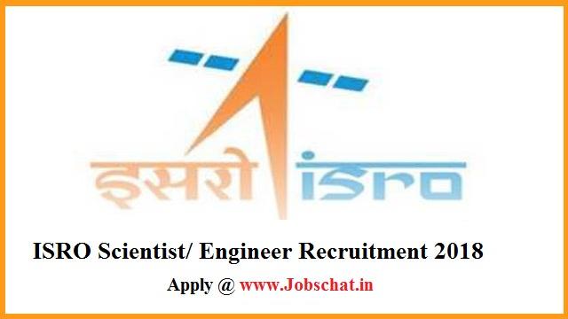 ISRO Scientist Recruitment
