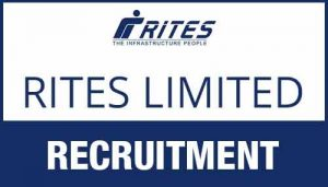 RITES Limited Engineer Recruitment