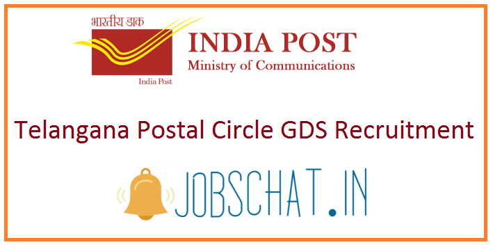 Telangana Postal Circle GDS Recruitment