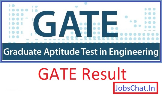 Gate 2019 Result Photo: Check Graduate Aptitude Test In