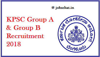 KPSC Group A & B Recruitment