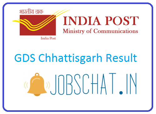 GDS Chhattisgarh Result
