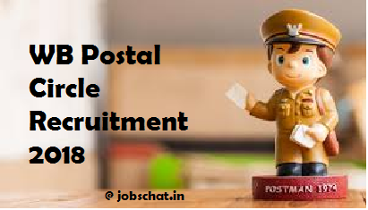 WB Postal Circle Recruitment 2018