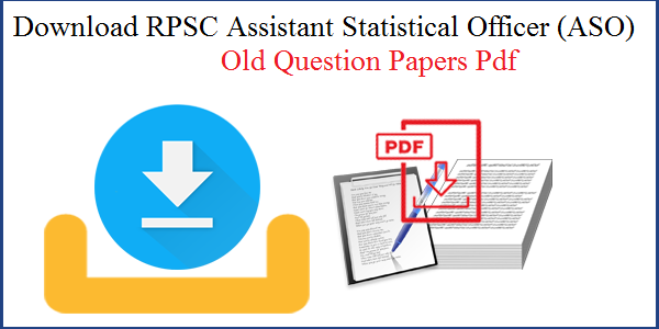 RPSC ASO Previous Papers
