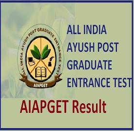 AIAPGET Result