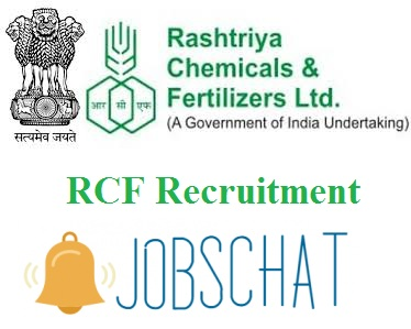 RCF Operator Trainee Recruitment