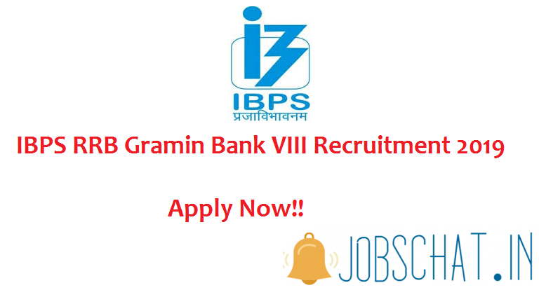 IBPS RRB Officer Scale 1-2-3 Recruitment