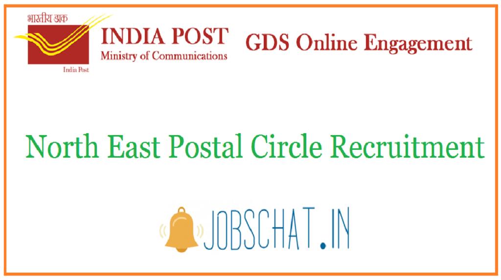 North East Postal Circle Recruitment