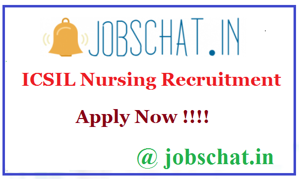 ICSIL Nursing Recruitment
