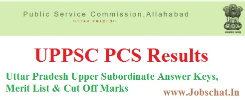 UPPSC PCS Result