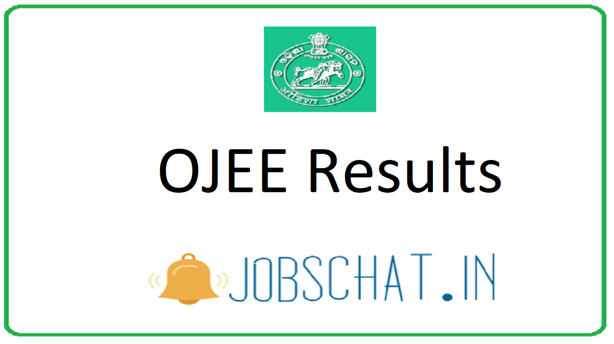 OJEE Results