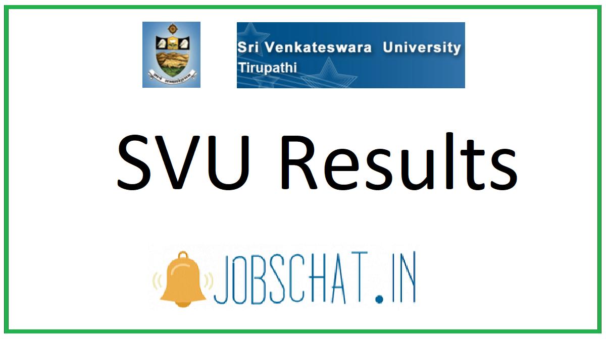 SVU Results