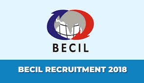 BECIL Data Entry Operator Recruitment