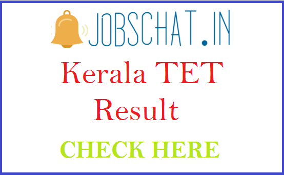 Kerala TET Result 2019 | Kerala Teacher Eligibility Test