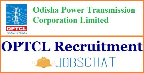 OPTCL Recruitment