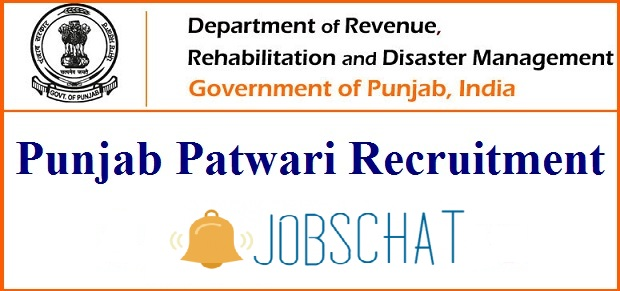 Punjab Patwari Recruitment