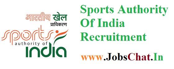 SAI Recruitment