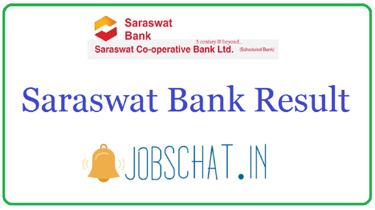 Saraswat Bank Result