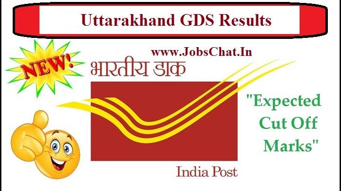 Uttarakhand GDS Result