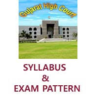 Gujarat High Court Stenographer Syllabus