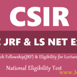 CSIR UGC NET Notification 2018 | Check UGC NET December 2018 Eligibility, Application Forms, Dates @ www.csirhrdg.res.in