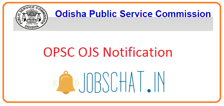 OPSC OJS Notification
