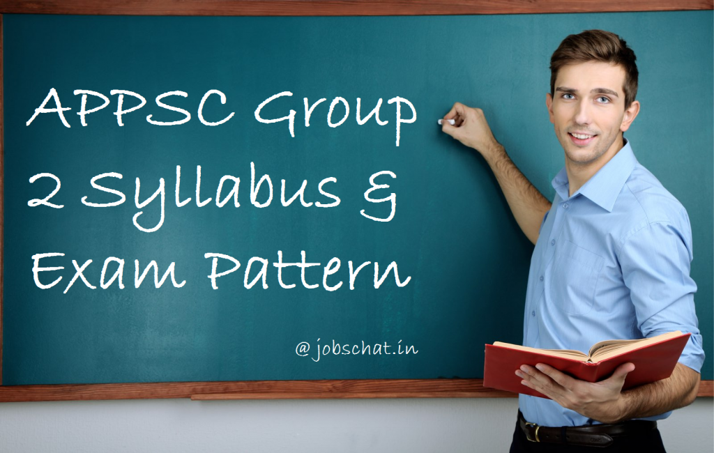 APPSC Group 2 Syllabus