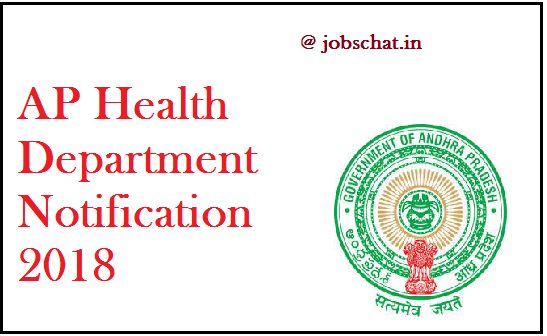 AP Health Department Notification