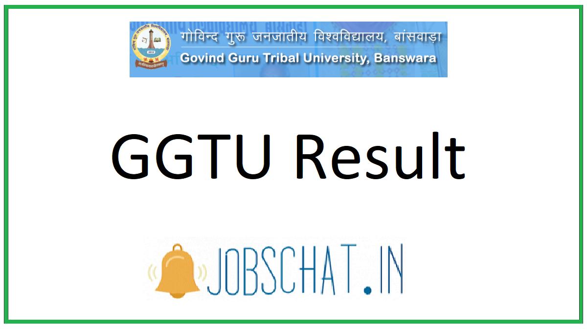GGTU Result